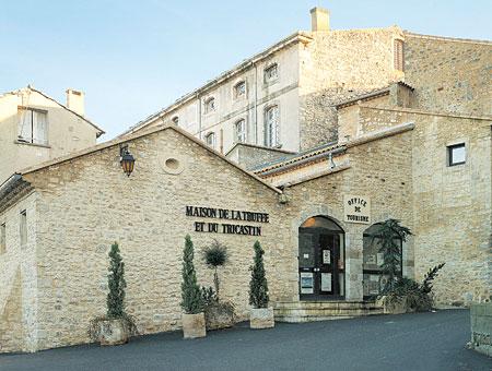 Maison de la truffe et du tricastin - Maison des truffes paris ...